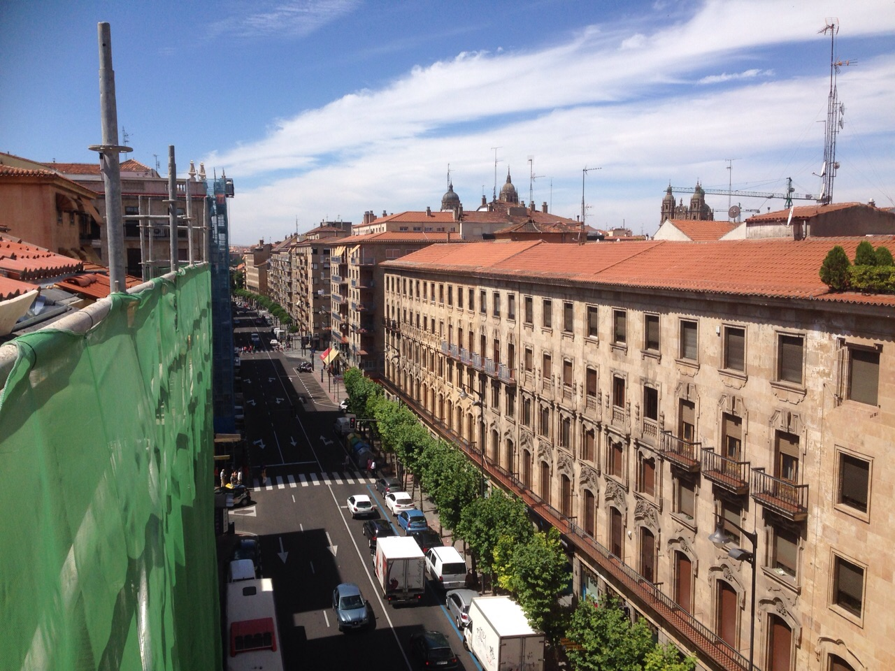 Justicia en Salamanca.